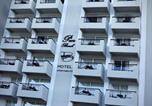Hôtel Limassol - Pier Beach Hotel Apartments-3