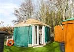 Location vacances Tewkesbury - The Lakeside Yurt, Tewkesbury-1