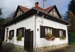 Location vacances Szombathely - Boróka Apartmanházak - Fagyöngy House-1