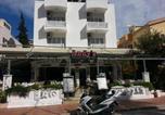 Location vacances Marmaris - Andy's Apart Hotel-1