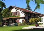 Location vacances Roybon - Chalets Gîtes La Croisée des Chemins-1