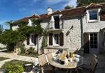 Location vacances Billy-sur-Oisy - Le Riad Bourguignon-4