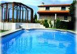 Location vacances Cuntis - villa in vilagarcía de arousa