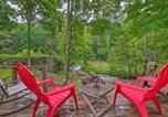 Location vacances Stockbridge - The Mill River Cabin with Fireplace and River View!-2