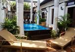 Hôtel Santa Marta - La Villana Hostel-1