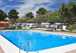 Camping avec Piscine couverte / chauffée Espagne - Camping Cabopino-1