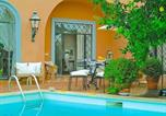 Location vacances Massa Lubrense - Luxury villa with private pool and sea view in the center-2