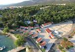 Camping Krk - Mobile Homes Uvala Slana-2