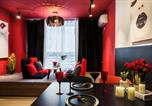 Location vacances  Chine - Hefei Yaohai·Wanda Square· Locals Apartment 00144570-1