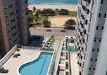 Hôtel Recife - Flat Beach Class-4
