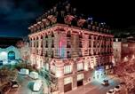 Hôtel 4 étoiles Savas - Mercure Lyon Centre Château Perrache-2