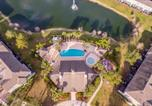 Location vacances Kissimmee - Ifr7527ha - 5 Bedroom Townhouse In Coral Cay, Sleeps Up To 10, Just 6 Miles To Disney-1