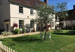 Hôtel Salisbury - Home Farm House-1