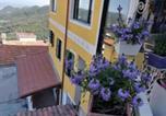 Location vacances Calizzano - Casa su due livelli in Liguria -vista mare 7/8 P.-4