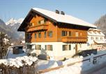 Location vacances Bartholomäberg - Landhaus Geschwister Wachter-1
