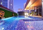 Hôtel Khlong Tan Nuea - Dazzle Bangkok by Ludoping-3