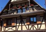 Location vacances  Haut-Rhin - Maison A Colombage De 1602-1