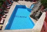 Hôtel İçmeler - Dilhan hotel-1