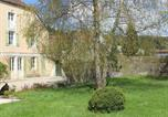 Location vacances Vix - Comfortable Country House with Fenced Garden in Bouix-1