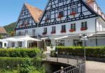 Hôtel Bad Ditzenbach - Bad Hotel Bad Überkingen-1