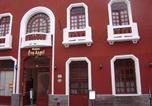 Hôtel Puebla - Hotel San Angel-1