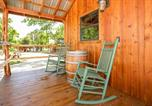 Location vacances Kerrville - God's Country Cabins - Faith-2