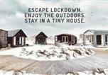 Villages vacances Réseau des moulins de Kinderdijk-Elshout - Basecamp Tiny House Eco Resort-1