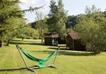 Camping avec WIFI Haute-Loire - Flower Camping La Rochelambert-3
