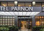 Hôtel Athènes - Parnon Hotel-1
