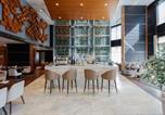 Hôtel Dubaï - Radisson Blu Hotel, Dubai Media City-2