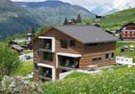 Location vacances Grächen - Apartment Sera Lodge, Wohnung Brunegghorn-1
