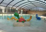 Camping avec Piscine Carcans - Camping Le Paradis-4