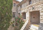 Location vacances Salavas - Holiday home Hameau Des Crottes, La Bastide 11-4