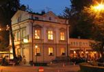 Hôtel Kraków - Hotel Pugetow-1