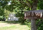 Camping avec Site nature Saint-Pierre-de-Chartreuse - Camping Sites et Paysages De Martinière-4