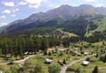 Camping 4 étoiles Lathuile - Camping des Glaciers-1