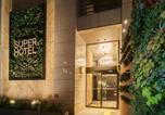 Hôtel Yokohama - Super Hotel Yokohama Kannai-3