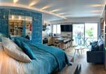 Location vacances La Baule-Escoublac - Ty Braz Superbe Studio, vue sur mer - 1min de la plage-1