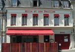 Hôtel Bannay - Mille et une Feuilles-1