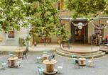 Hôtel Lituanie - Downtown Forest Hostel & Camping-1