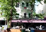 Hôtel Cankurtaran - Center Hill Hotel-1