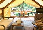 Location vacances Gonzales - Geronimo Creek Retreat Glamping Cabin #2-4