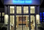 Hôtel Lüssow - Boutique Hotel Lenz am Plauer See-3