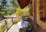 Location vacances Siles - La cabaña del lago. Parque Natural del Río Mundo-4