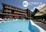 Hôtel Nago-Torbole - Hotel Villa Rosa-1