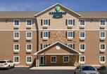 Hôtel Midland - Woodspring Suites Odessa-4
