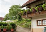Location vacances Schuttertal - Charming Apartment in Schuttertal with Balcony-2