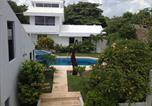 Location vacances  Mexique - Casa Sak-Nah-2