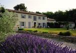 Hôtel Salon-de-Provence - Mas De Lure-3