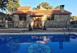 Location vacances Cebreros - Casa Valdesanmartin-1